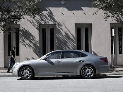 2010 Hyundai Equus - USA version 15