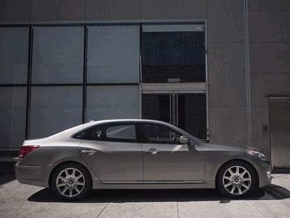 2010 Hyundai Equus - USA version 16