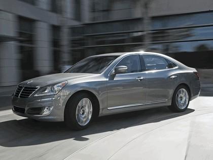 2010 Hyundai Equus - USA version 19