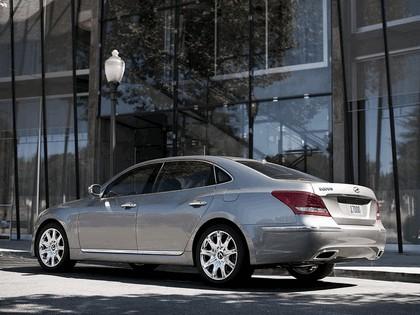 2010 Hyundai Equus - USA version 20