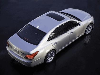2010 Hyundai Equus - USA version 30