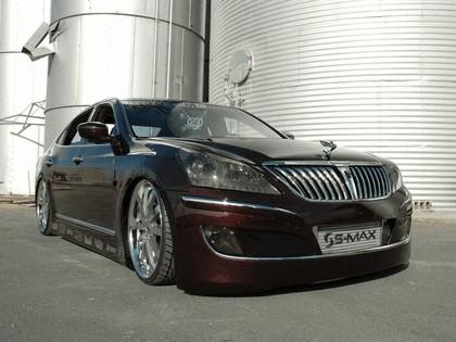 2010 Hyundai Equus by Mummbles 1