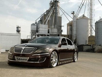 2010 Hyundai Equus by Mummbles 3