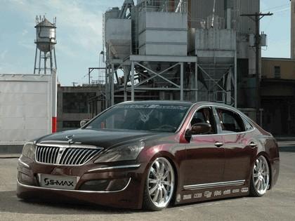 2010 Hyundai Equus by Mummbles 4