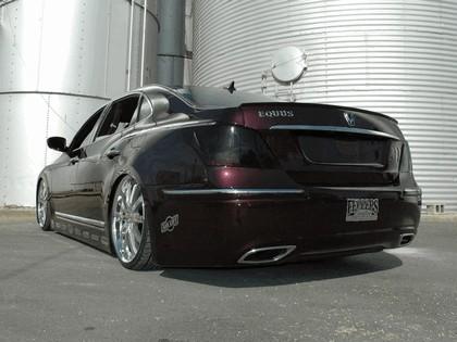 2010 Hyundai Equus by Mummbles 9