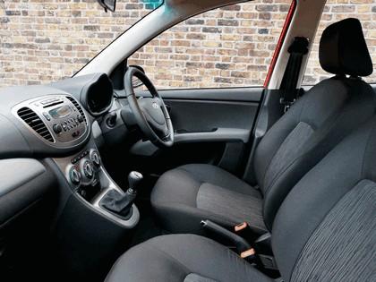 2010 Hyundai i10 Style - UK version 2