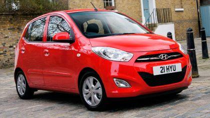 2010 Hyundai i10 Style - UK version 7