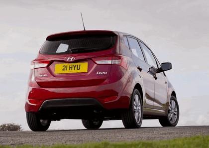 2010 Hyundai ix20 - UK version 4