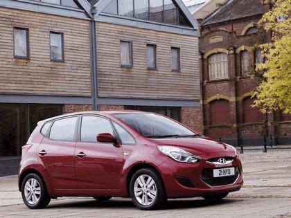 2010 Hyundai ix20 - UK version 9