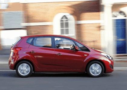 2010 Hyundai ix20 - UK version 10