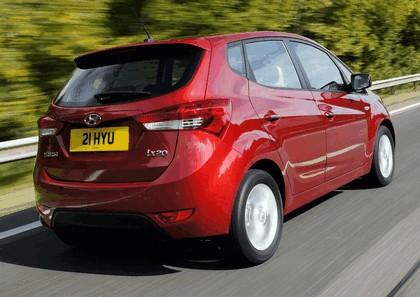 2010 Hyundai ix20 - UK version 14