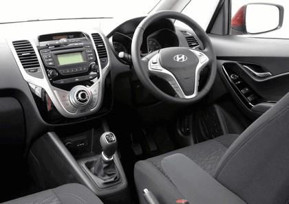2010 Hyundai ix20 - UK version 19