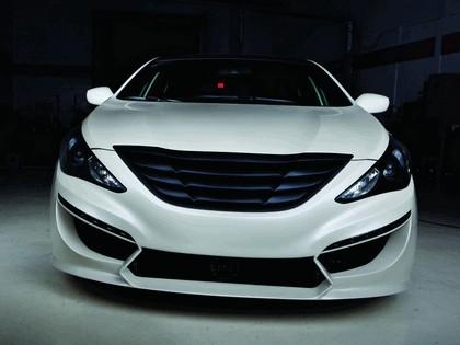 2010 Hyundai Sonata 2.0T by Rides 2