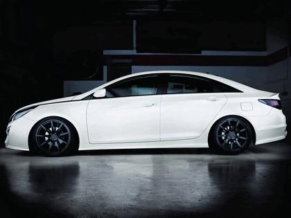 2010 Hyundai Sonata 2.0T by Rides 3