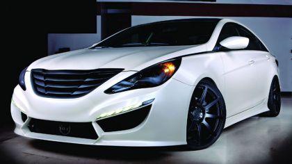 2010 Hyundai Sonata 2.0T by Rides 6