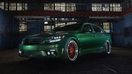 2010 Lexus LS 600h L by Fox Marketing ( SEMA ) 5