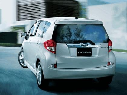 2010 Subaru Trezia i S 8
