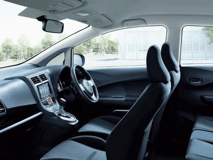 2010 Subaru Trezia i S 9