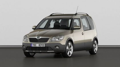 2010 Skoda Roomster Scout 5