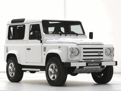 2010 Land Rover Defender 90 Yachting Edition by Startech 1