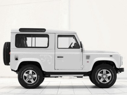 2010 Land Rover Defender 90 Yachting Edition by Startech 2