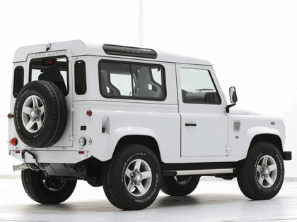 2010 Land Rover Defender 90 Yachting Edition by Startech 3
