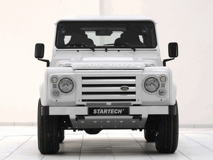 2010 Land Rover Defender 90 Yachting Edition by Startech 4