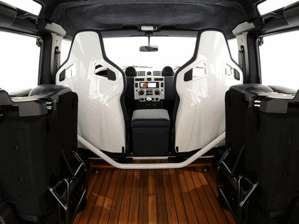 2010 Land Rover Defender 90 Yachting Edition by Startech 9