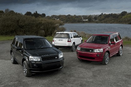 2010 Land Rover Freelander 2 SD4 Sport Limited Edition 1