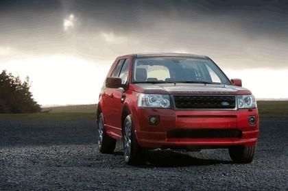 2010 Land Rover Freelander 2 SD4 Sport Limited Edition 9