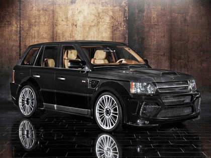 2010 Land Rover Range Rover Sport by Mansory 2