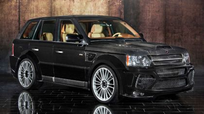2010 Land Rover Range Rover Sport by Mansory 1