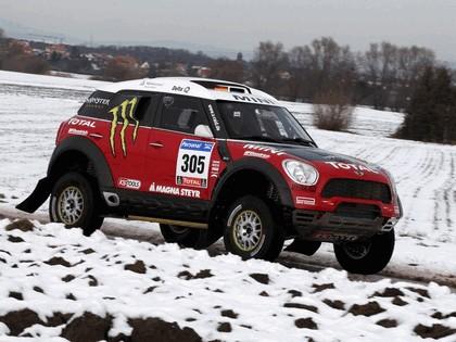 2010 Mini Countryman ALL4 Dakar 1