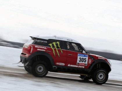 2010 Mini Countryman ALL4 Dakar 2