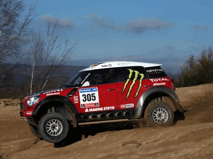 2010 Mini Countryman ALL4 Dakar 3
