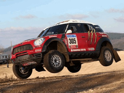 2010 Mini Countryman ALL4 Dakar 4