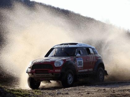 2010 Mini Countryman ALL4 Dakar 5