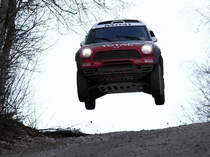 2010 Mini Countryman ALL4 Dakar 6