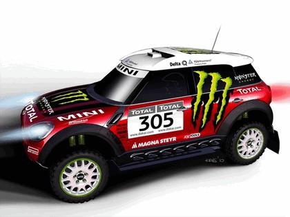 2010 Mini Countryman ALL4 Dakar 8