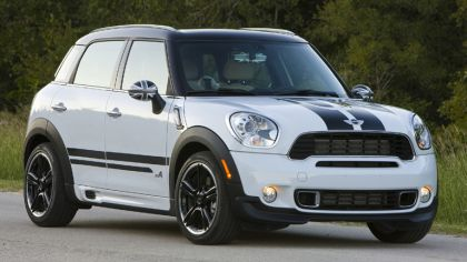 2010 Mini Countryman Cooper S ALL4 - USA version 3