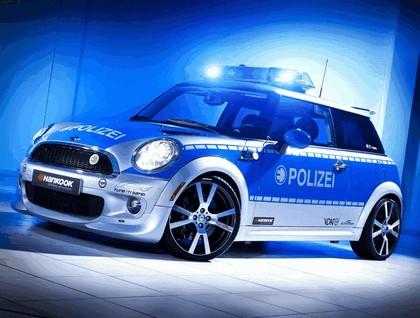 2010 Mini E by AC Schnitzer - Police car 1