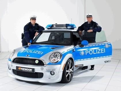 2010 Mini E by AC Schnitzer - Police car 3