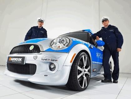 2010 Mini E by AC Schnitzer - Police car 4