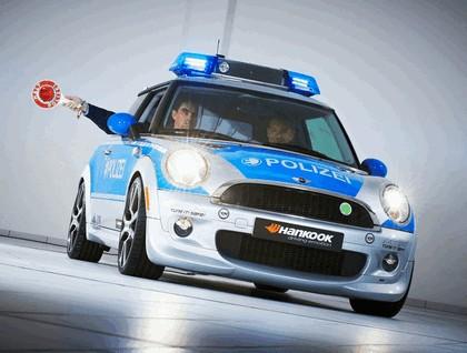 2010 Mini E by AC Schnitzer - Police car 5