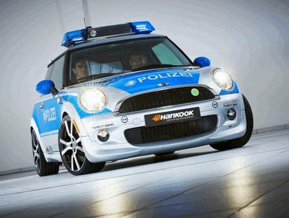 2010 Mini E by AC Schnitzer - Police car 6