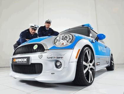 2010 Mini E by AC Schnitzer - Police car 7