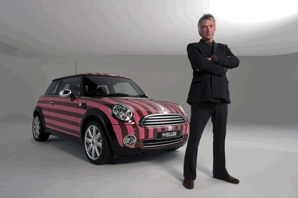 2010 Mini One designed by Paul Weller 5