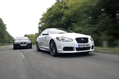 2010 Jaguar XF BlackPack - UK version 4