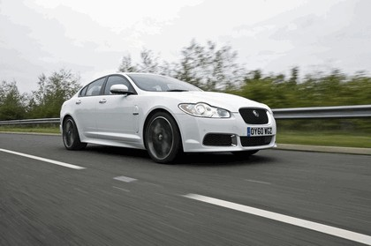 2010 Jaguar XF BlackPack - UK version 5