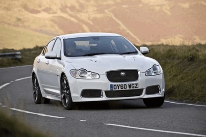2010 Jaguar XF BlackPack - UK version 10